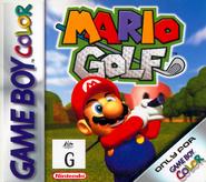 Mario Golf (Game Boy Color) (AU)