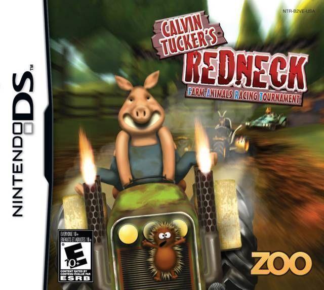 Calvin Tucker's Redneck: Farm Animals Racing Tournament