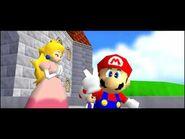 Super Mario 64 Ending in HD + Credits