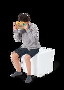 Nintendo Labo - VR Kit - Artwork - Goggles