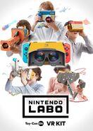 Nintendo Labo - VR Kit - Artwork 03
