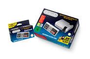 Nintendo Classic Mini Nintendo Entertainment System Pack