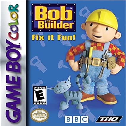 Bob the Builder: Fix it Fun!