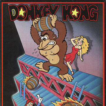 Donkey Kong Video Game Nintendo Fandom