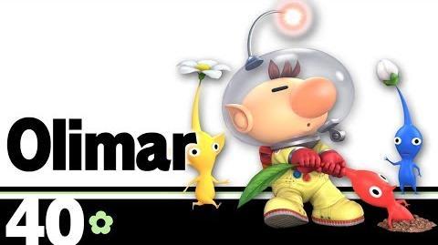 40- Olimar – Super Smash Bros. Ultimate