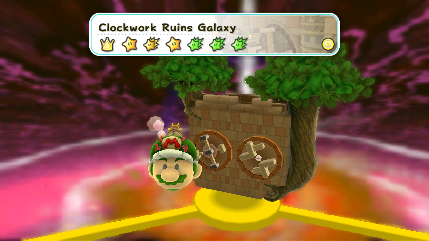 Clockwork Ruins Galaxy