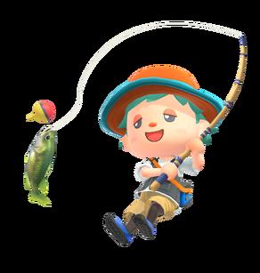 Animal Crossing New Horizons - Character artwork 05