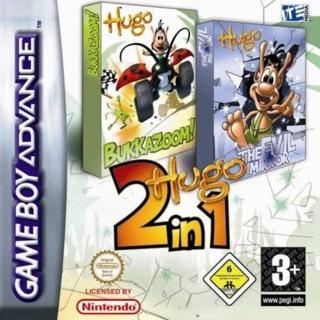 Hugo 2in1: Bukkazoom! / The Evil Mirror