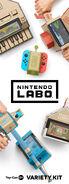 Nintendo Labo - Variety Kit banner 02