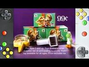 Taco Bell N64 Gift Box (Nintendo 64-N64-Commercial) Full HD