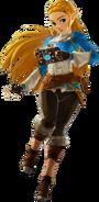 HWAoC Zelda Artwork