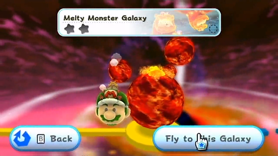 Melty Monster Galaxy