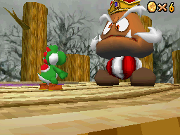 Goomboss Battle