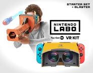 Nintendo Labo - VR Kit - Artwork 06