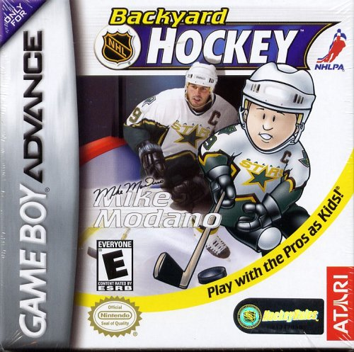 Backyard Hockey (GBA)