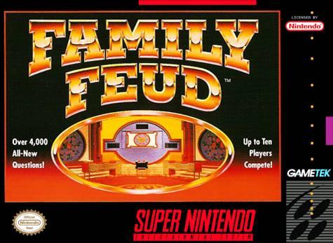 Family Feud (SNES)