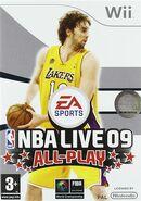 NBA Live 09 All-Play (SPA)