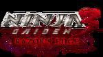 Ninja Gaiden 3 Razor's Edge logo.png