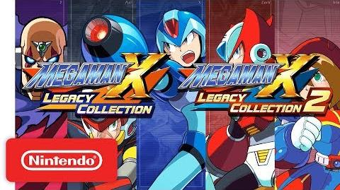 Mega Man X Legacy Collection 1 & 2 Trailer - Nintendo Switch