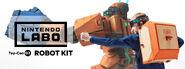 Nintendo Labo - Robot Kit banner