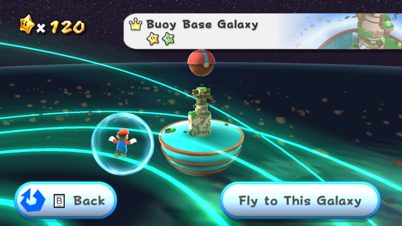 Buoy Base Galaxy
