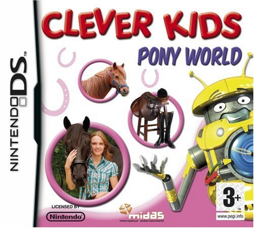 Clever Kids: Pony World