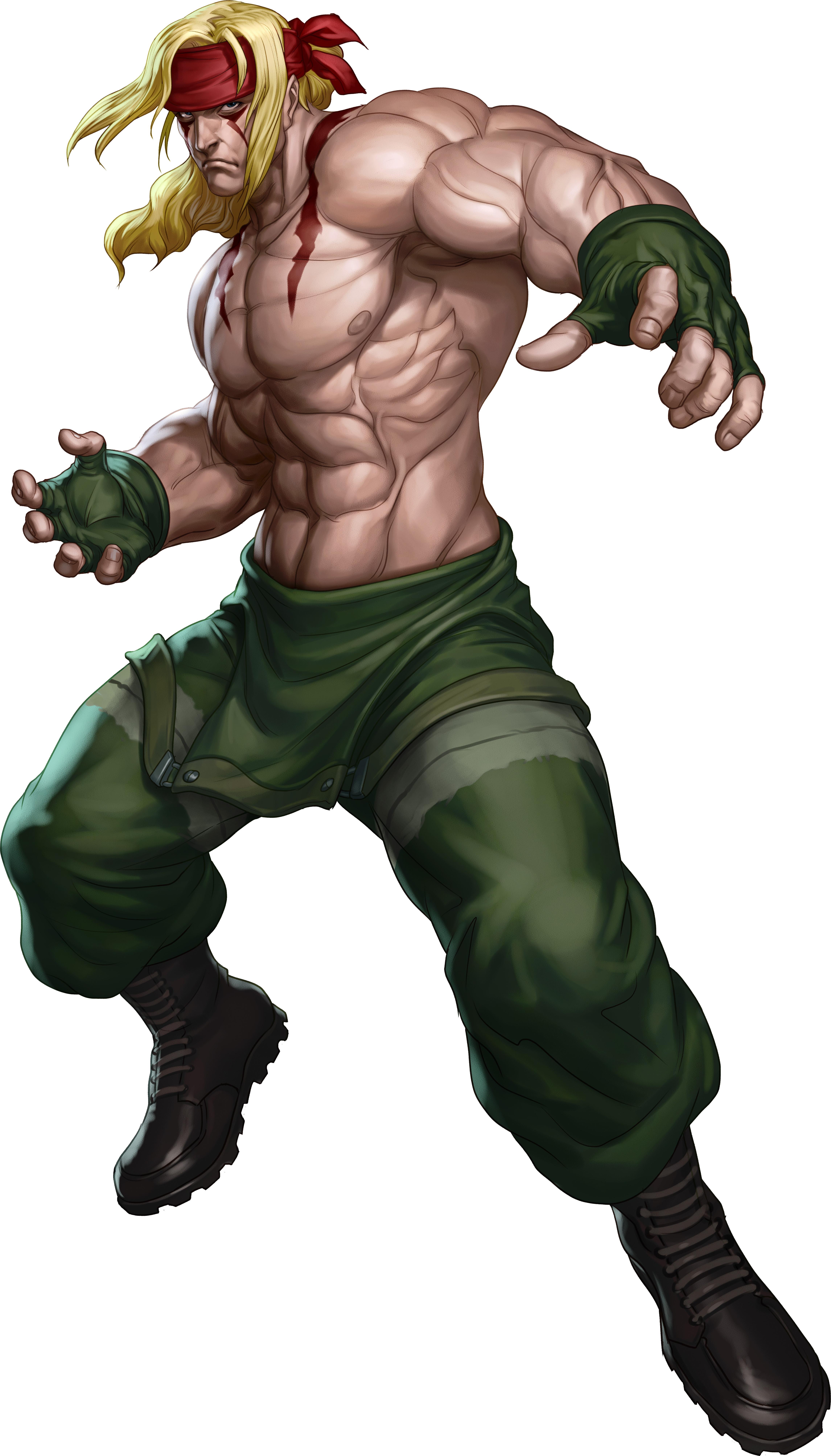 Alex (Street Fighter)