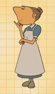 Dorothea (Professor Layton)