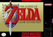 Legend of Zelda A Link to the Past (NA)