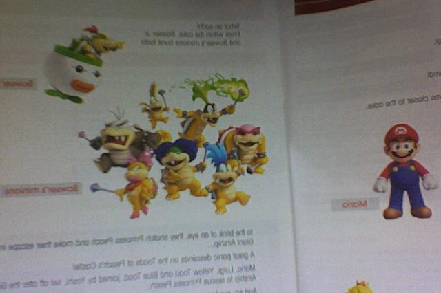 List of Mario bosses