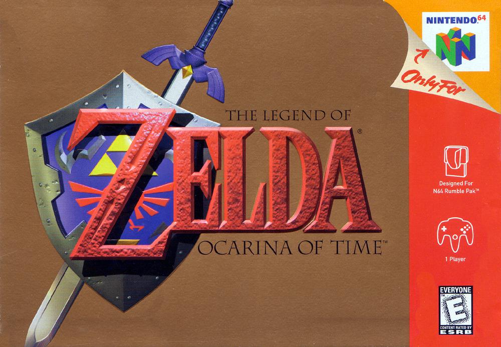 1998 Nintendo Power Awards