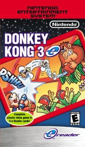 Donkey Kong 3-e