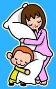 Rhythm Heaven Megamix Sleepy Girl and Monkey