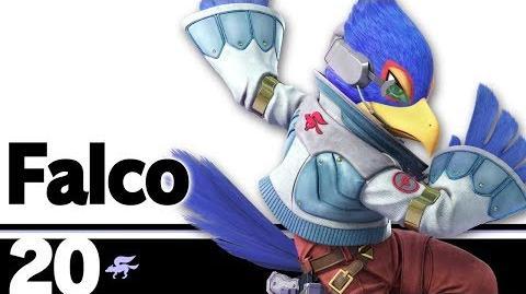20- Falco – Super Smash Bros. Ultimate