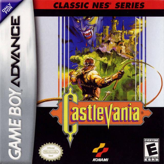 Classic NES Series: Castlevania