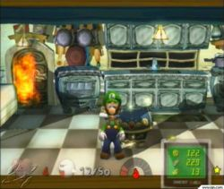 Kitchen (Luigi's Mansion)