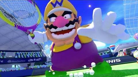 Mario Tennis Ultra Smash Walkthrough Part 8 - Knockout Challenge (Unlocking Star Wario)