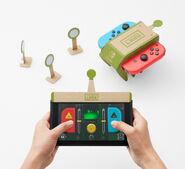 Nintendo Labo - Variety Kit - RC Car - Camera