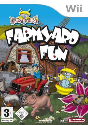 Clever Kids: Farmyard Fun