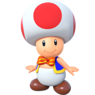 SMP Toad