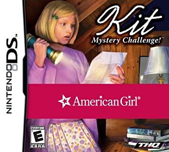 American Girl: Kit Mystery Challenge!