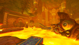 Earth Temple (Skyward Sword)