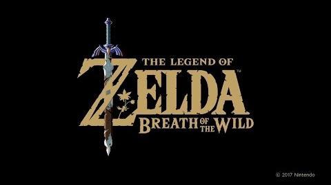 Zelda Breath of the Wild (Switch Wii U) - Trailer da Data de Lançamento - LEGENDADO PT-BR