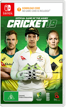 Cricket 19: Official Games of the Ashes