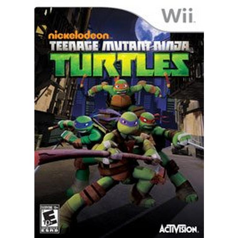 Teenage Mutant Ninja Turtles (2013 video game)