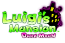 Luigi's Mansion Dark Moon logo.png
