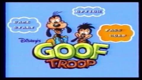 (SNES) Goof Troop - Trailer