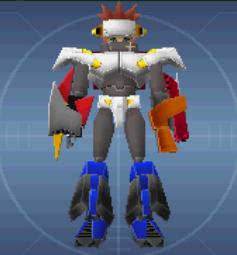 Apollo (Custom Robo)