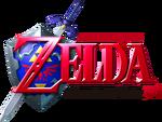 The Legend of Zelda Ocarina of Time 3D logo.png