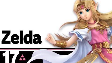 17- Zelda – Super Smash Bros. Ultimate